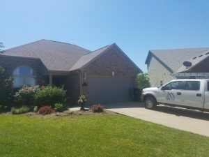 Roof Colors - GAF Timberline HD - Mission Brown
